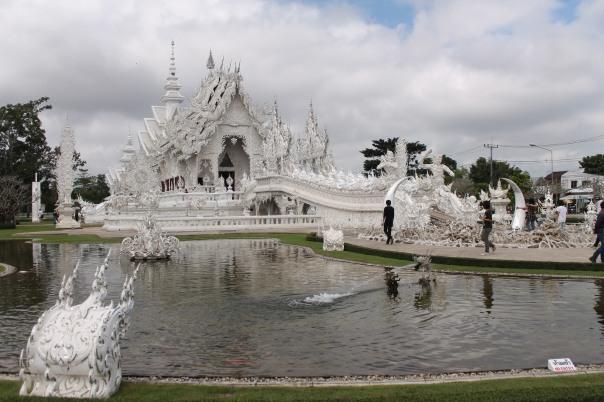 Wat Rong Khun , Chiang Rai