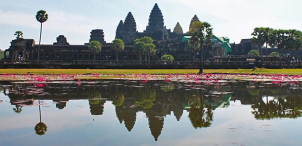 Templos Angkor Wat